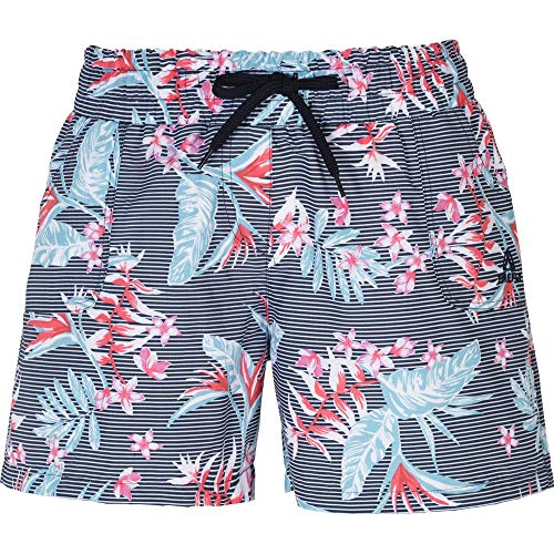 Firefly Damen Garliza II Shorts, Flower/Stripes, 38 von Firefly