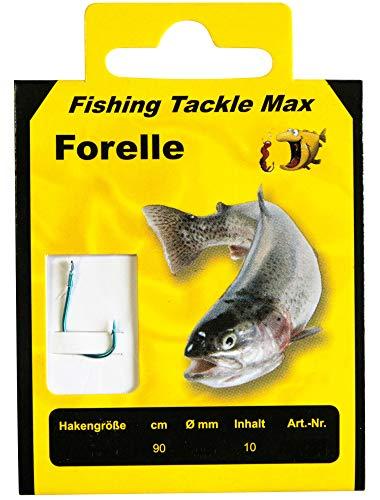 FTM Forellenhaken Sbirolino Gr 10 0,18mm 200cm 8211018 Forelle Haken