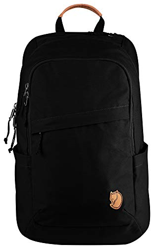 Fjällräven Rucksack Räven Carry-On Luggage, Black, 45 cm von FJÄLLRÄVEN