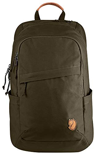 Fjällräven Rucksack Räven Carry-On Luggage, Dark Olive, 45 cm von FJÄLLRÄVEN
