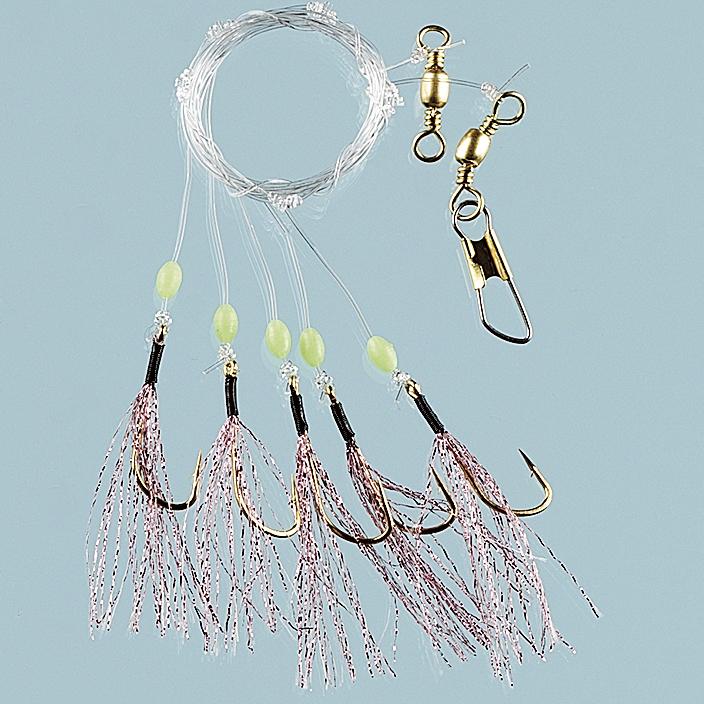 Rasseln verschiedenes Vorfachmaterial Propeller Leuchtschl/äuchen Fladen Attraktor Sortiment Harte und Weiche Perlen Spinnerbl/ätter
