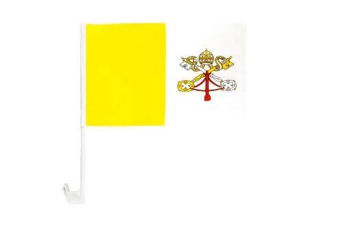 Autofahne Autoflagge Irland 30 x 45 cm Spielzeug