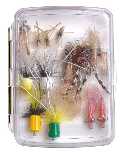 Flambeau Outdoors 2025 Streamside Pocket Precision Fly Box – klein von Flambeau Outdoors