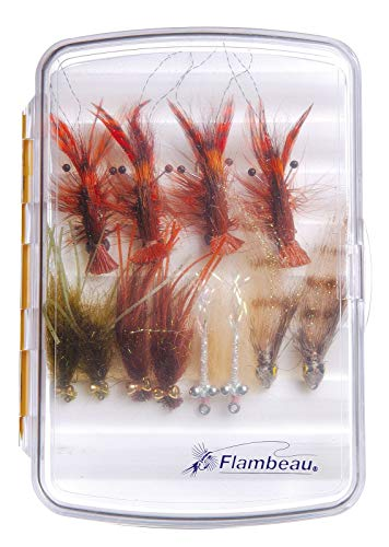 Flambeau Outdoors 3035 Streamside Pocket Precision Fly Box – Medium von Flambeau Outdoors