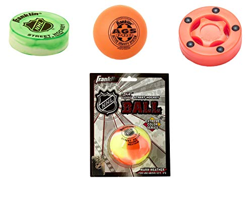 Franklin, Base Streethockey Ball & Puck Set standard von Franklin, Base