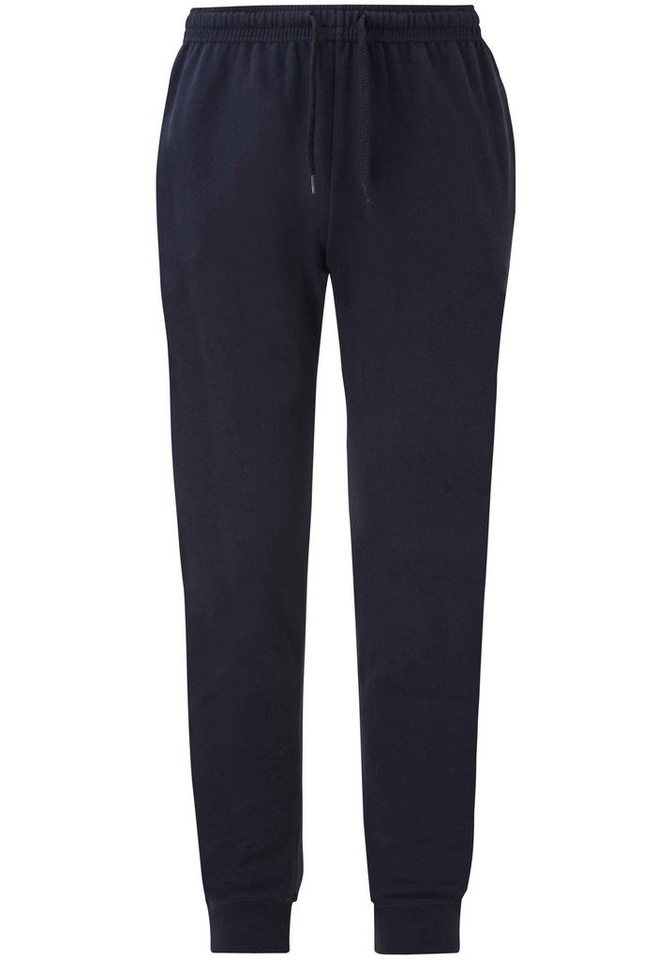 Fruit of the Loom Sweathose »Lightweight Cuffed Jog Pants« mit Kordelzug von Fruit of the Loom