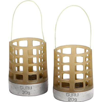 GURU X-Change Distance Feeder Small 20g+30g Cage von GURU