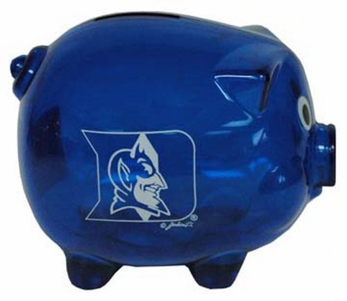 Game Day Outfitters NCAA Duke Blau Devils Kunststoff Sparschwein von Game Day Outfitters