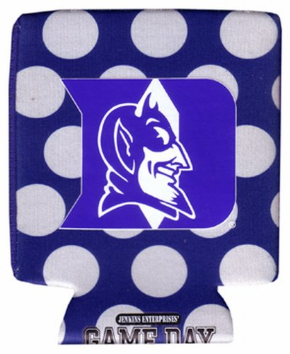 Game Day Outfitters NCAA Duke Blue Devils Koozie Pocket Wrap Design von Game Day Outfitters