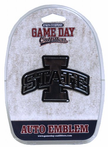 Game Day Outfitters NCAA Iowa State Cyclones Auto Emblem von Game Day Outfitters