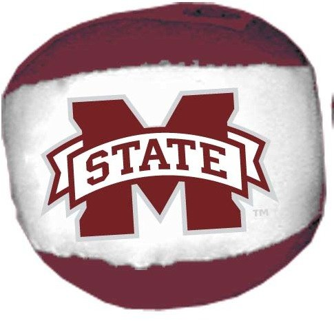 Game Day Outfitters NCAA Mississippi State Bulldogs 24DP Hackysack Ball, eine Größe, Multicolor von Game Day Outfitters