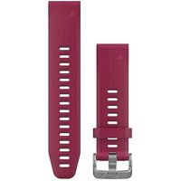 Garmin 20mm QuickFit Silicone Watch Band - Cerise von Garmin