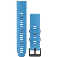 Garmin 22mm QuickFit Silicone Watch Band - Türkis - Blau von Garmin