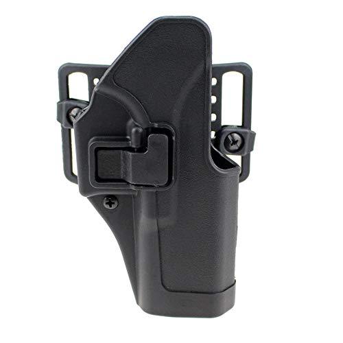 Pistolenholster f/ür Damen Herren 42 17 Gexgune Kn/öchelholster f/ür verborgenes Tragen mit Magazintasche Pistolenhalfter f/ür Glock 19 23 26 27 Bodyguard 380 Ruger LCP oder /ähnliche Pistolen 43