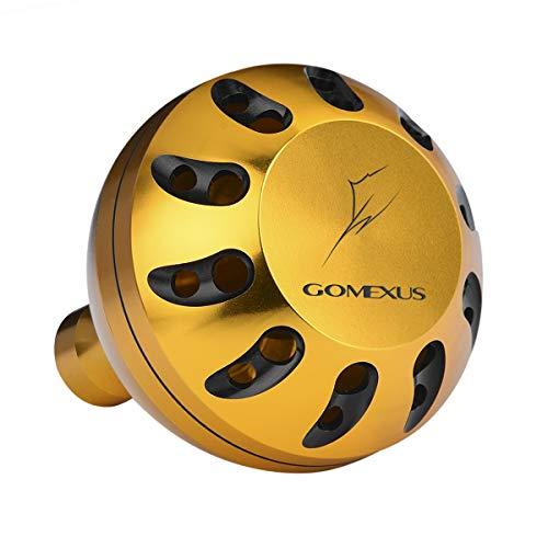 Gomexus Angelrolle Kurbelknauf für Shimano Nasci Sedona FI Sahara 1500 2500 35MM