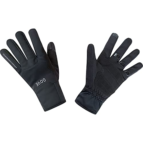 GORE WEAR M Windstopper Thermo Handschuhe, Black, 10 von GORE WEAR