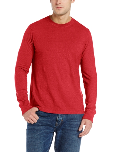 Gramicci Herren Endurance Long Sleeve Tee, Herren, Rot - Indian Red von Gramicci