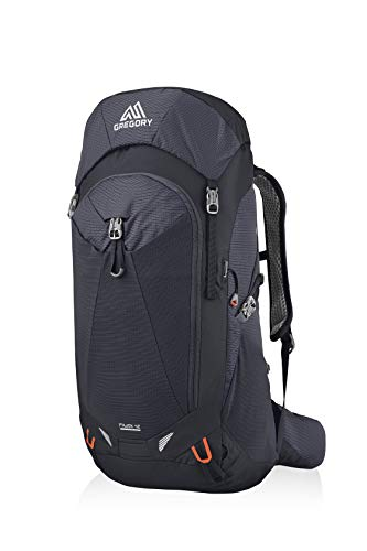Gregory Herren MIWOK 12 Backpack, Flame Black, REG von Gregory