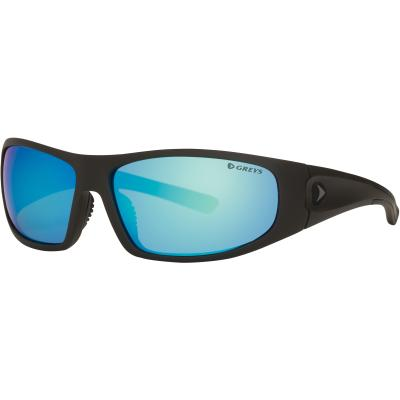 Greys G1 SUNGLASSES (MATT CARBON/BLUE MIRROR) von Greys