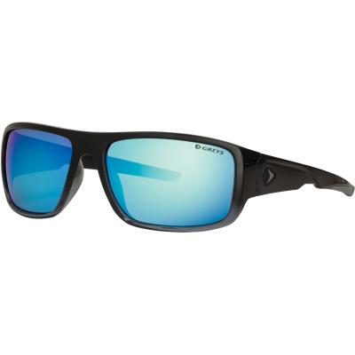 Greys G2 SUNGLASSES (GLOSS BLK FADE/BL MIRROR) von Greys