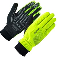 GripGrab RIDE WINDPROOF HI-VIS WINTER GLOVE Radhandschuhe von GripGrab