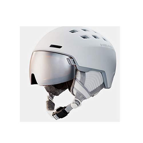 HEAD Unisexs Tina Skihelm//Snowboardhelm Wei/ß M//L