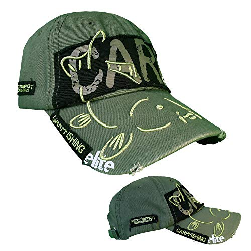 HOTSPOT DESIGN Cap Carpfishing Elite von HOTSPOT DESIGN