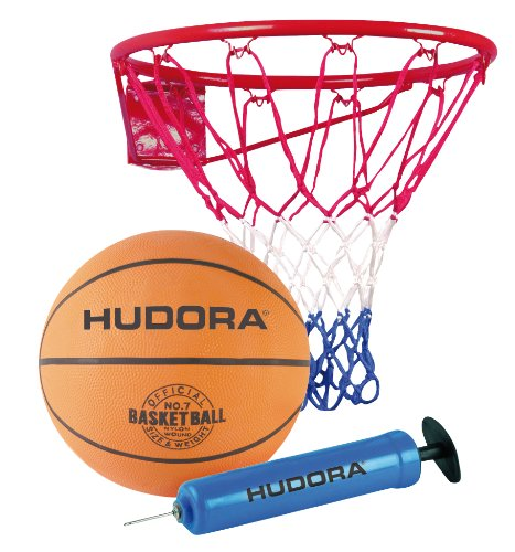 HUDORA Basketball-Set Slam It - Basketballkorb, Basketball - 71710 von HUDORA