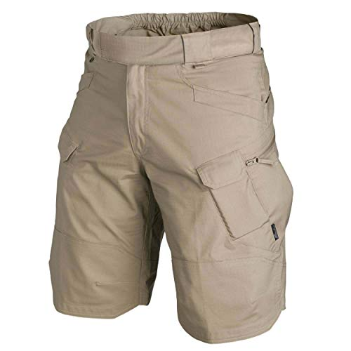 Helikon-Tex Urban Tactical Shorts® 11'' - Polycotton Ripstop - Khaki von Helikon-Tex