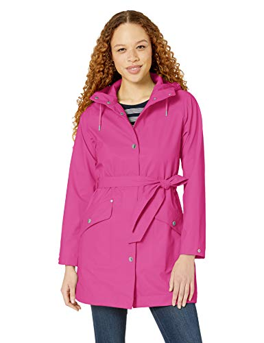 Helly Hansen Damen Kirkwall II Regenjacke, Black, XL von Helly Hansen