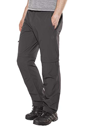 High Colorado Chur 3-M Herren Zip-Off Hose Größe 56 anthrazit 7003 von High Colorado