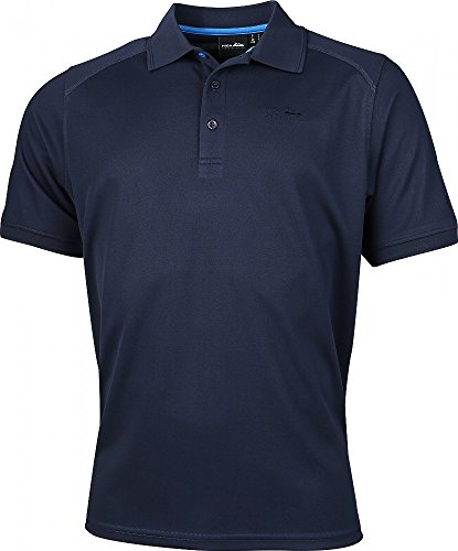 High Colorado Seattle Poloshirt Herren Navy Größe XL 2018 Kurzarmshirt von High Colorado