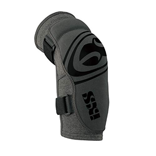 IXS Sports Division Carve EVO+ Elbow Guard Ellbogenschoner, Grey, Kinder-L von IXS