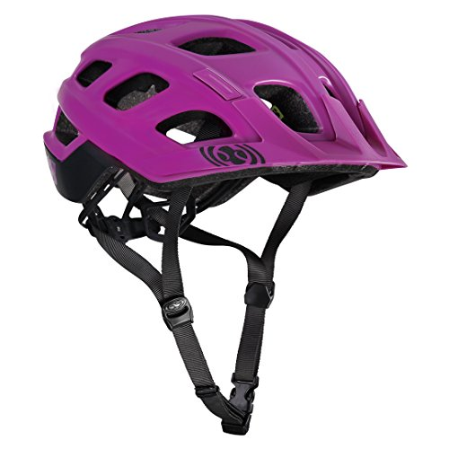 IXS Trail XC Helmet purple Kopfumfang 54-58cm 2017 mountainbike helm downhill von IXS