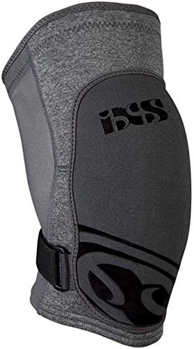 IXS Sports Division Flow EVO+ Knee pad Knieprotektor, Grey, XL von IXS