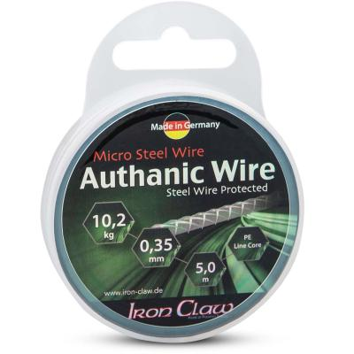 Iron Claw Authanic Wire 5m-17,0 Kg von Iron Claw