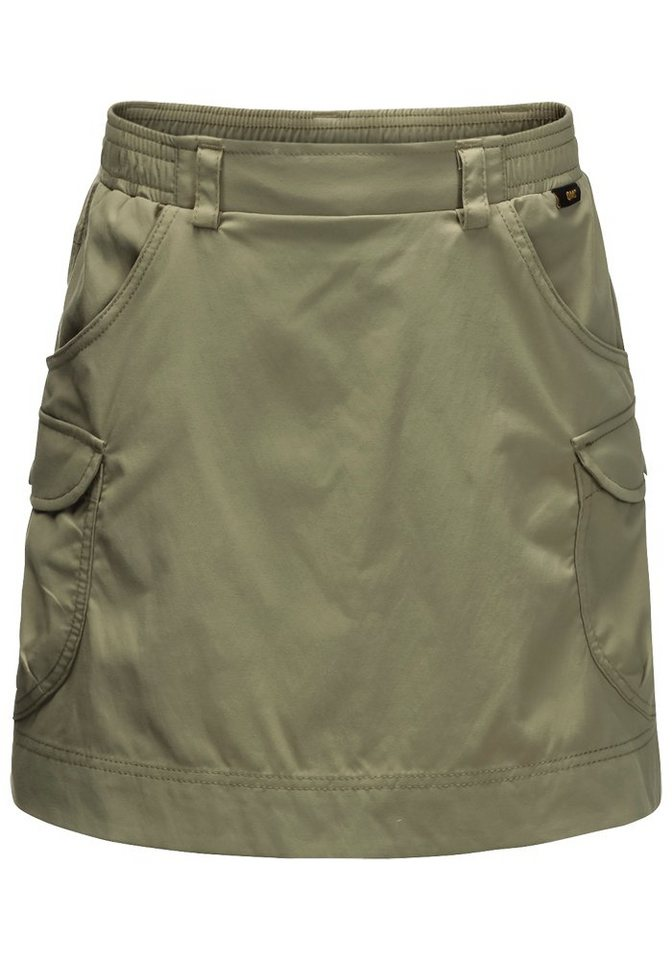 Jack Wolfskin Hosenrock »TREASURE HUNTER SKORT GIRLS« von Jack Wolfskin