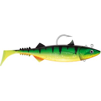 Jackson SEA The Mackerel 28cm Rigged Firetiger von Jackson