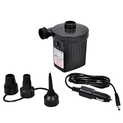 Jilong Bellows 3L Fu/ßpumpe Blasebalg Luftpumpe Pumpe mit 2 Adapter Luftd/üsen Aufs/ätze f/ür aufbalsbare Artikel wie Luftmatratze Luftbett Pool etc