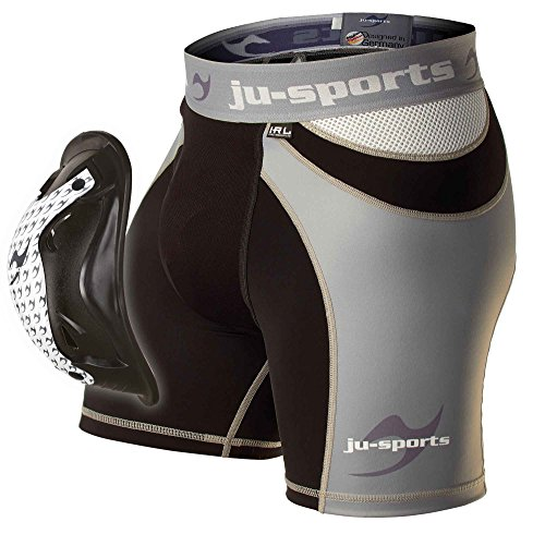 Compression ProLine Shorty + Motion Pro Flexcup (XL) von Ju-Sports