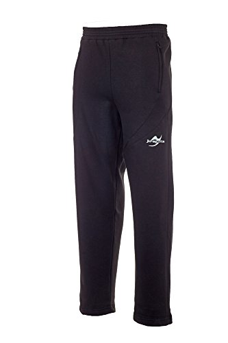Ju-Sports Herren schwarz Teamwear Element Core Sweat Pant, XS von Ju-Sports