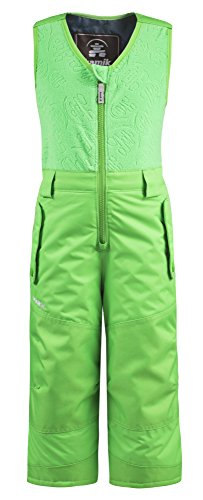 Kamik Kinder Winter Kinderhose, c Green, 80 von Kamik
