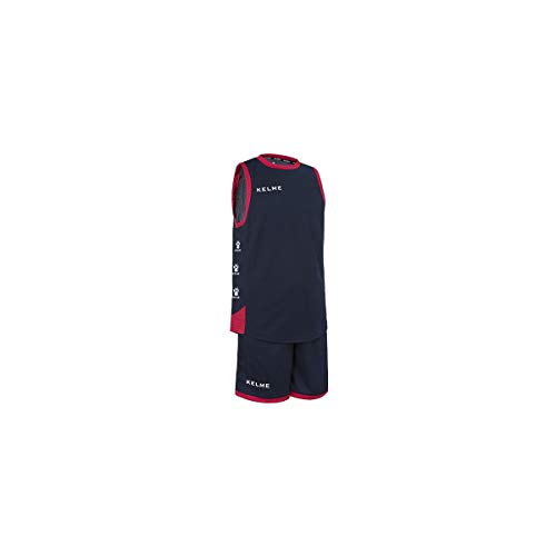 Kelme 80803 - Basketball-Set Kinder XXL Blau (Granate) von Kelme