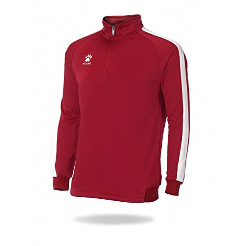 Kelme Global, Sweatshirt S rot von Kelme
