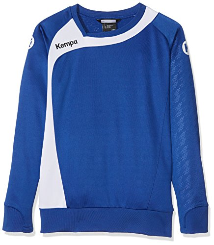 Kempa Peak Training Top Pullover royalblau royal/weiß, XXL von Kempa