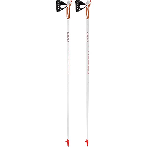 LEKI Passion Nordic Walkingstöcke, 120cm von LEKI