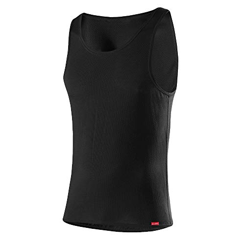 LÖFFLER Transtex Light Singlet - Black von LÖFFLER