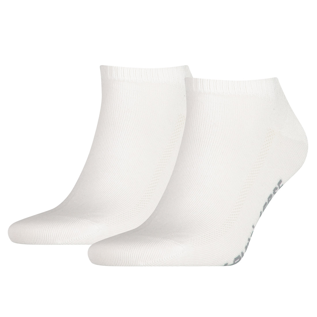 2 Paar Levis Unisex Socken 168SF Low Cut Sneakersocken Kurzsocken 300 - white, 39-42 von Levi's