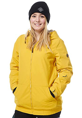 Light Damen Bloom Jacket Mustard XS von Light