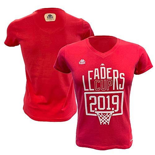 Ligue Nationale de Basket Offizielles Basketball-T-Shirt für Damen M Rosa von Ligue Nationale de Basket
